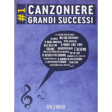 CANZONIERE GRANDI SUCCESSI - vaiconlasigla; strumenti musicali; vaiconlasigla shop; vaiconlasigla strumenti musicali; mu
