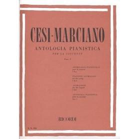 CESI-MARCIANO Antologia pianistica per la gioventù (fasc. 1)