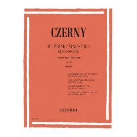 CZERNY C. - IL PRIMO MAESTRO DI PIANOFORTE