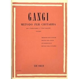 GANGI METODO PER CHITARRA - prima parte -