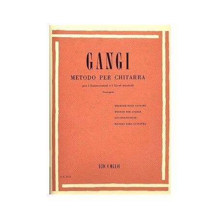 GANGI METODO PER CHITARRA - prima parte - - vaiconlasigla; strumenti musicali; vaiconlasigla shop; vaiconlasigla strumen