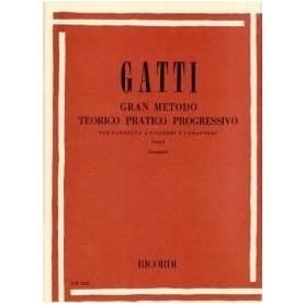 GATTI GRAN METODO TEORICO PRATICO PROGRESSIVO