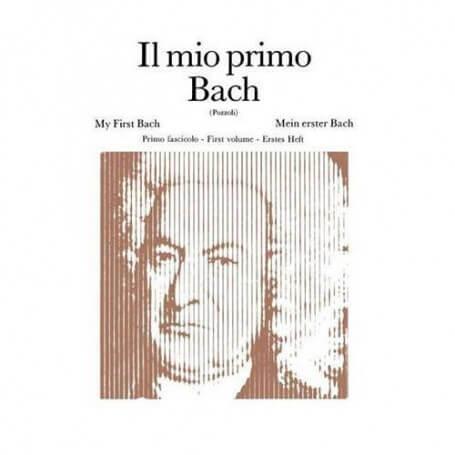 Il MIO PRIMO BACH VOL. 1 - vaiconlasigla; strumenti musicali; vaiconlasigla shop; vaiconlasigla strumenti musicali; musi