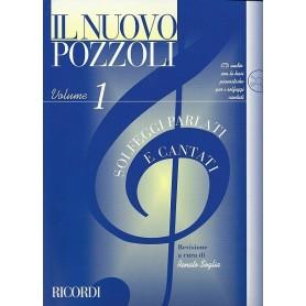 Il Nuovo Pozzoli: Solfeggi Parlati e Cantati Vol. 1