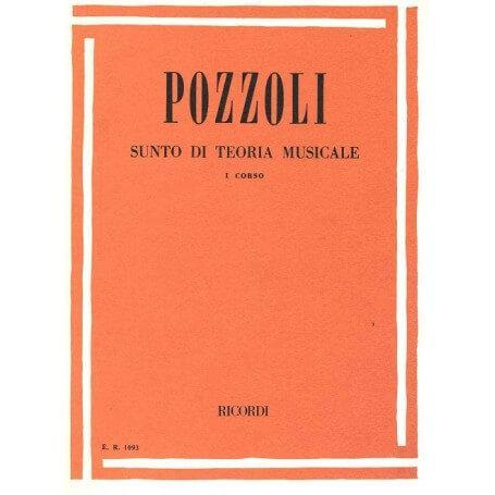 POZZOLI - Sunto di Teoria Musicale 1º Corso - vaiconlasigla; strumenti musicali; vaiconlasigla shop; vaiconlasigla strum