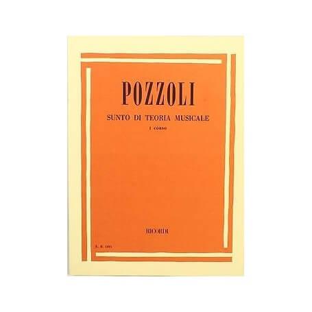 POZZOLI - Sunto di Teoria Musicale 2º Corso - vaiconlasigla; strumenti musicali; vaiconlasigla shop; vaiconlasigla strum