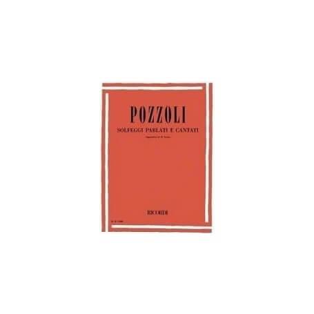 Pozzoli Solfeggi parlati e cantati Appendice al III Corso - vaiconlasigla; strumenti musicali; vaiconlasigla shop; vaico