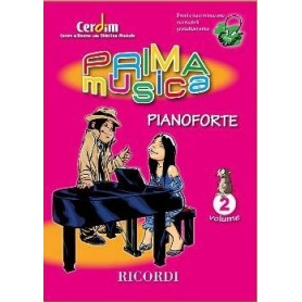 PRIMAMUSICA pianoforte vol.2