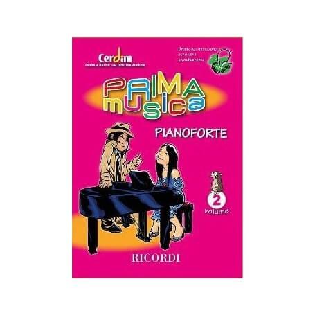 PRIMAMUSICA pianoforte vol.2 - vaiconlasigla; strumenti musicali; vaiconlasigla shop; vaiconlasigla strumenti musicali;