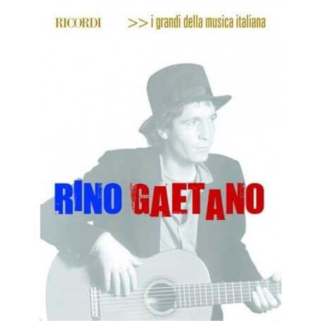 Rino Gaetano Spartito Edizione Ricordi - vaiconlasigla; strumenti musicali; vaiconlasigla shop; vaiconlasigla strumenti