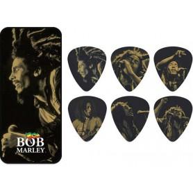 DUNLOP Bob Marley 'GOLD' SERIE PICK TIN