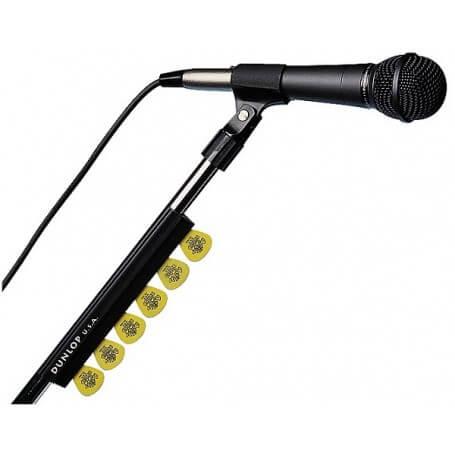 DUNLOP MIC STAND PICK HOLDER - vaiconlasigla; strumenti musicali; vaiconlasigla shop; vaiconlasigla strumenti musicali;