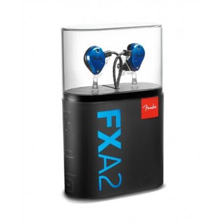 FENDER FXA2 PRO BLUE IEM - vaiconlasigla; strumenti musicali; vaiconlasigla shop; vaiconlasigla strumenti musicali; musi