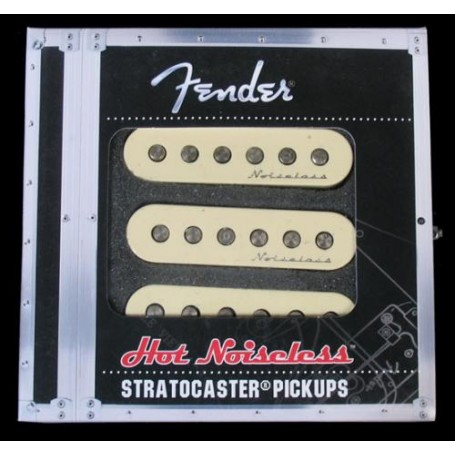FENDER HOT NOISELESS STRAT SET