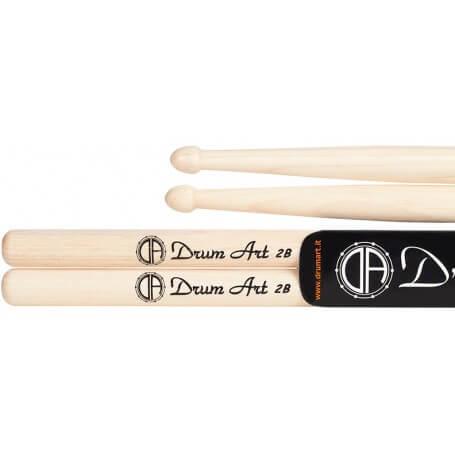 DRUM ART bacchette HICKORY 2B - vaiconlasigla; strumenti musicali; vaiconlasigla shop; vaiconlasigla strumenti musicali;