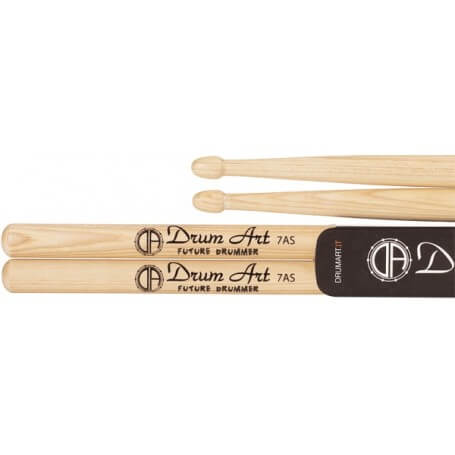 DRUM ART BACCHETTE HICKORY 7AS Future Drummer