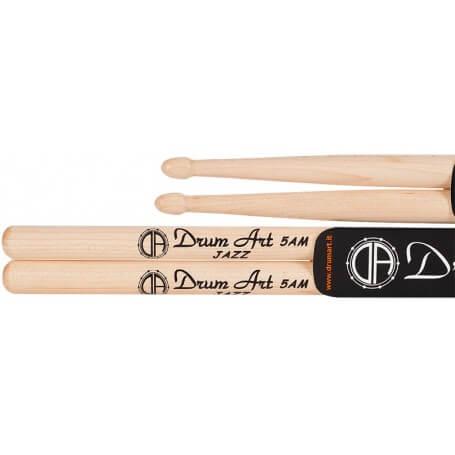 DRUM ART bacchette MAPLE 5AM JAZZ - vaiconlasigla; strumenti musicali; vaiconlasigla shop; vaiconlasigla strumenti music