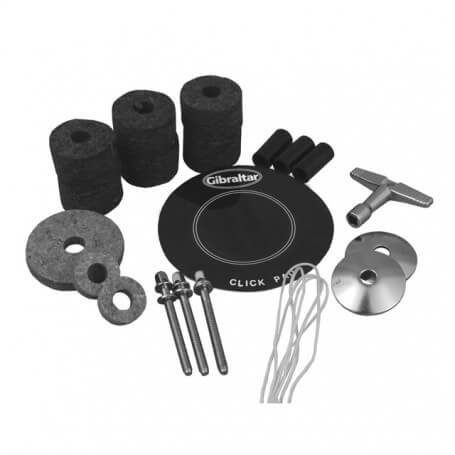 GIBRALTAR SC DTK KIT DRUM - vaiconlasigla; strumenti musicali; vaiconlasigla shop; vaiconlasigla strumenti musicali; mus