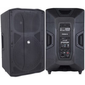 PROEL FLASH12XD Active processed 2-way loudspeaker system