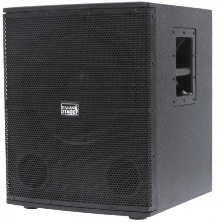 Italian Stage IS S115A Subwoofer Amplificato 350W