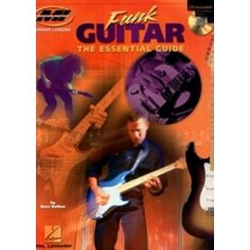 CHITARRA FUNK -  LA GUIDA ESSENZIALE CON CD AUDIO