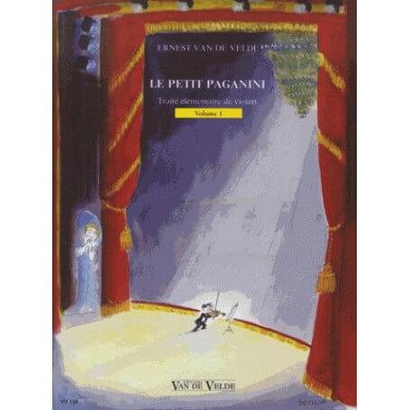 Ernest Van de Velde - Le petit Paganini - Volume 1 - vaiconlasigla; strumenti musicali; vaiconlasigla shop; vaiconlasigl