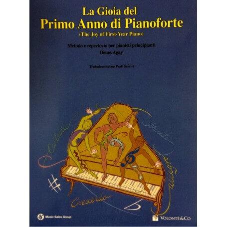 La gioia del primo anno di pianoforte - vaiconlasigla; strumenti musicali; vaiconlasigla shop; vaiconlasigla strumenti m