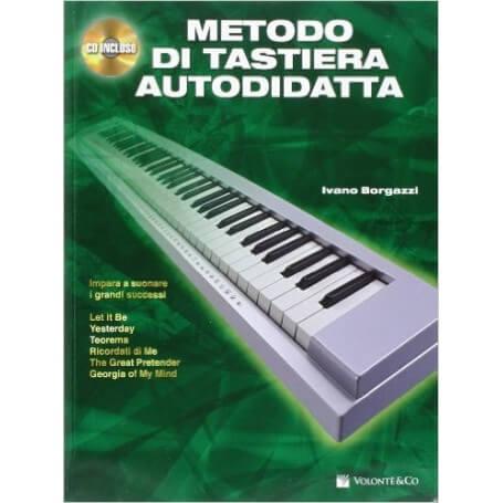 Metodo di tastiera autodidatta. Con CD Audio - vaiconlasigla; strumenti musicali; vaiconlasigla shop; vaiconlasigla stru