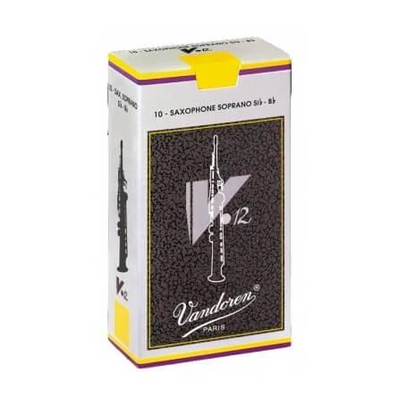VANDOREN ance V12  SAX SOPRANO 3,5 - vaiconlasigla; strumenti musicali; vaiconlasigla shop; vaiconlasigla strumenti musi