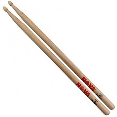 VIC FIRTH NOVA N2B bacchette - vaiconlasigla; strumenti musicali; vaiconlasigla shop; vaiconlasigla strumenti musicali;