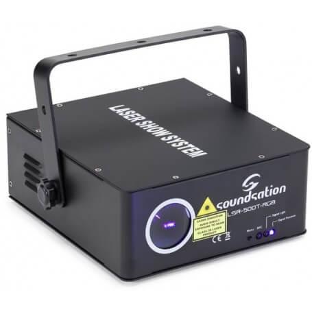 Soundsation LSR-500T-RGB - vaiconlasigla; strumenti musicali; vaiconlasigla shop; vaiconlasigla strumenti musicali; musi