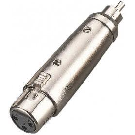SOUNDSATION SADA012 adattatore XLRF-RCA