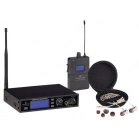 SOUNDSATION WF-U99 Sistema in-ear monitor stereo UHF 99 canali