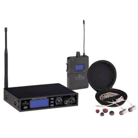 SOUNDSATION WF-U99 Sistema in-ear monitor stereo UHF 99 canali - vaiconlasigla; strumenti musicali; vaiconlasigla shop;