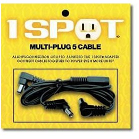 1SPOT VISUAL SOUND MC5 MULTI PLUG