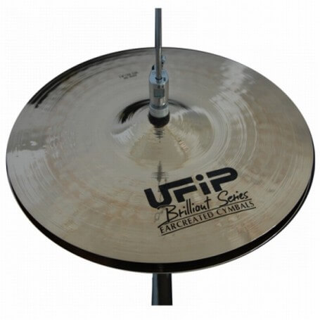 "UFIP BRILLIANT 14"" HI-HAT"