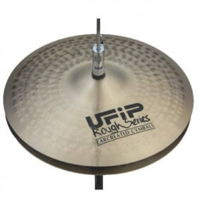 "UFIP ROUGH 14"" HEAVY HI HAT"