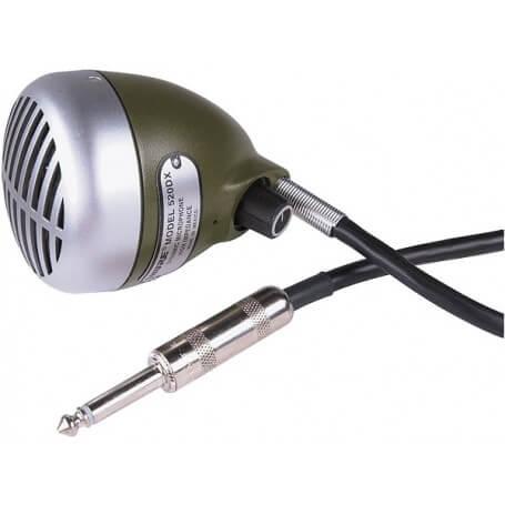 SHURE 520DX GREEN BULLET - vaiconlasigla; strumenti musicali; vaiconlasigla shop; vaiconlasigla strumenti musicali; musi