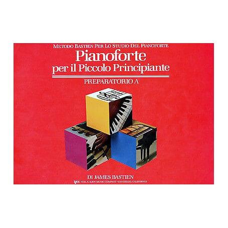 Bastien Pianoforte per il piccolo principiante Preparatorio A - vaiconlasigla; strumenti musicali; vaiconlasigla shop; v