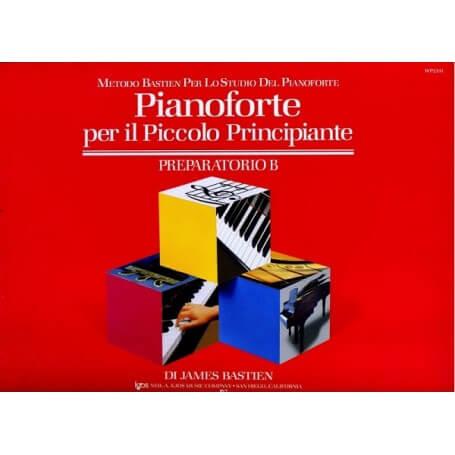 Bastien Pianoforte per il piccolo principiante Preparatorio B - vaiconlasigla; strumenti musicali; vaiconlasigla shop; v