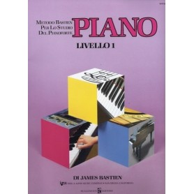 James Bastien PIANO Livello 1