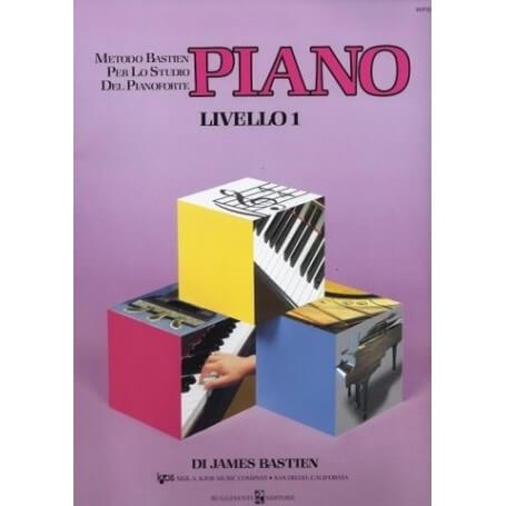James Bastien PIANO Livello 1 - vaiconlasigla; strumenti musicali; vaiconlasigla shop; vaiconlasigla strumenti musicali;