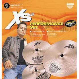SABIAN XS20 PERF.SET XS5005NC