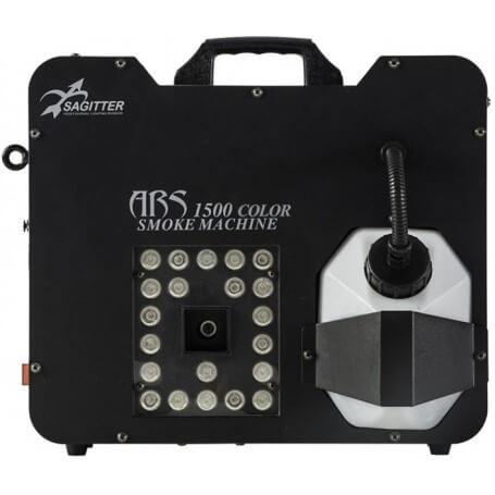 SAGITTER ARS1500C MACCHINA FUMO con effetti - vaiconlasigla; strumenti musicali; vaiconlasigla shop; vaiconlasigla strum