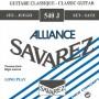 Savarez 540J Alliance HT Classic - vaiconlasigla; strumenti musicali; vaiconlasigla shop; vaiconlasigla strumenti musica