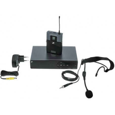 SENNHEISER XSW-1-ME3-B headset. - vaiconlasigla; strumenti musicali; vaiconlasigla shop; vaiconlasigla strumenti musical