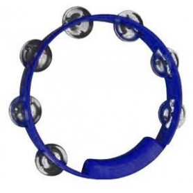 "RHYTHM TECH TC-4048 CEMBALO 8"" COBALT BLUE"