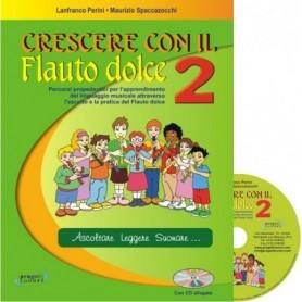 Crescere con il Flauto dolce vol. 2