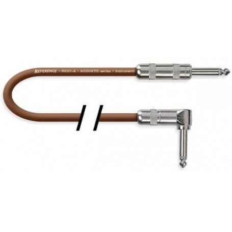 REFERENCE RIC01A-BR-JJR-3-SW cavo strumento - vaiconlasigla; strumenti musicali; vaiconlasigla shop; vaiconlasigla strum
