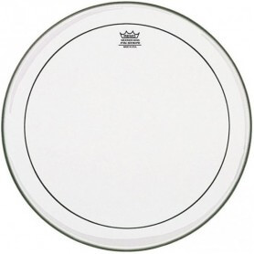 Remo PS-0308-00 Pinstripe Clear da 8""